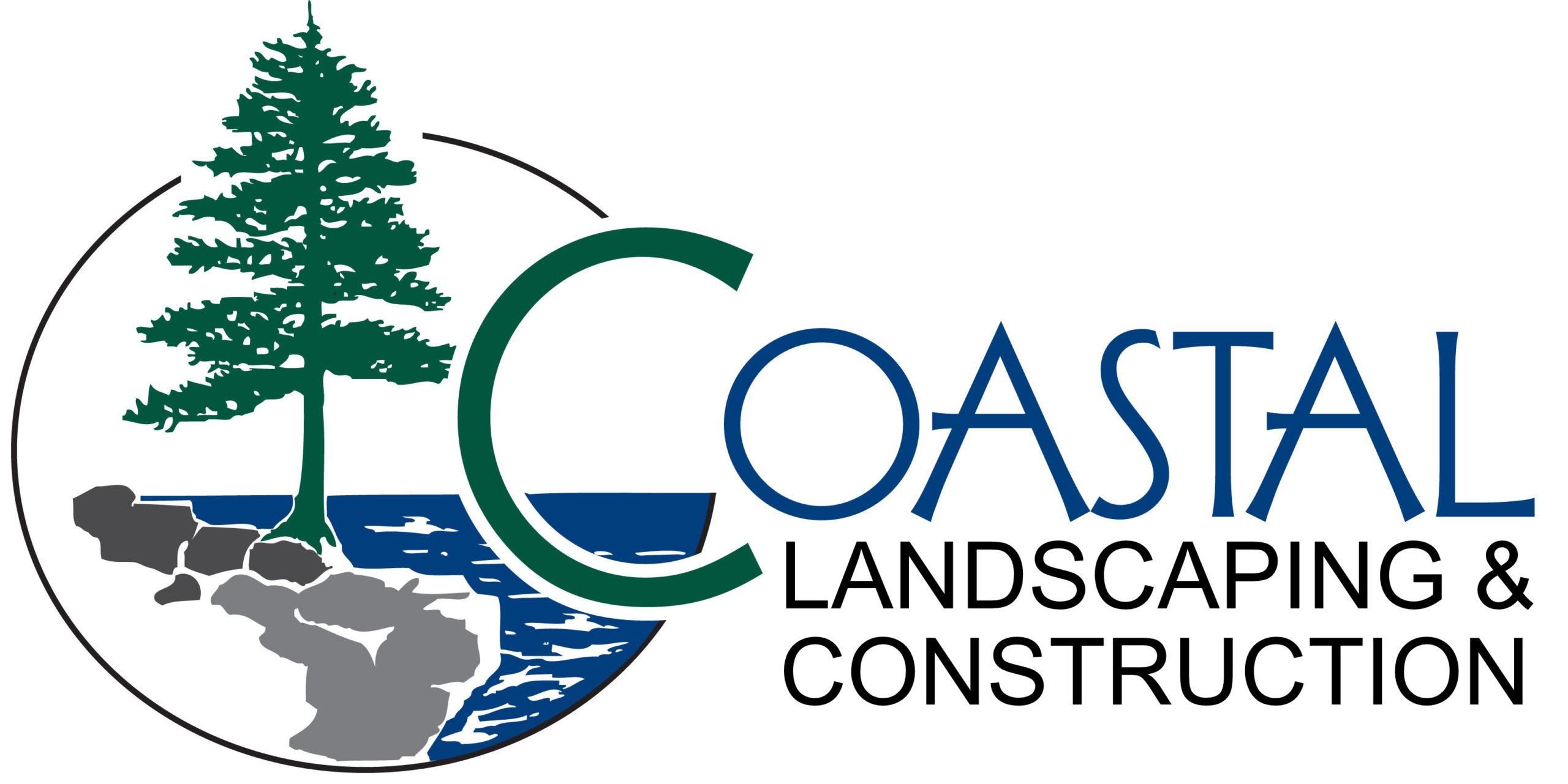 Coastal Landscaping Logo